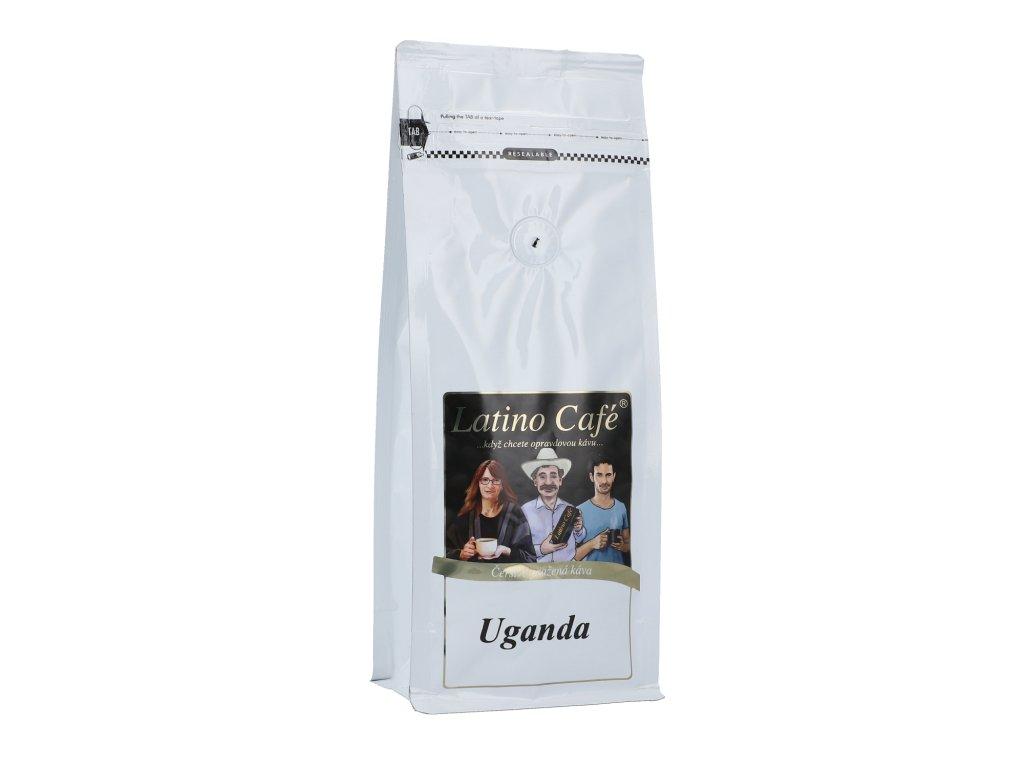 Zrnková káva - Uganda