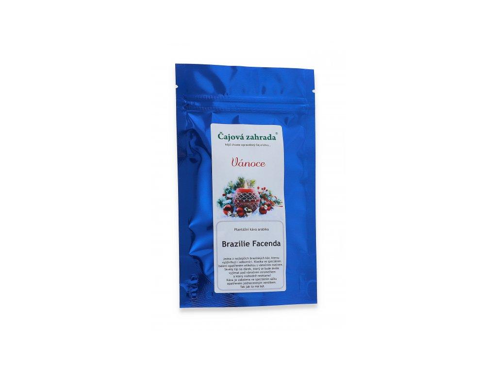 Vánoční káva arabica - Brazílie Facenda