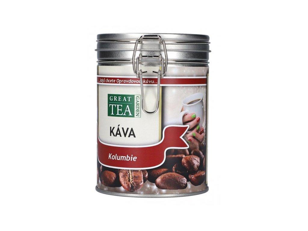 Vánoční káva arabica v dóze - Kolumbie