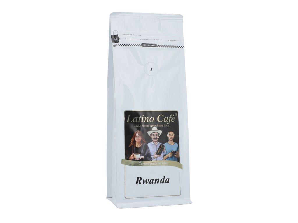 Zrnková káva - Rwanda