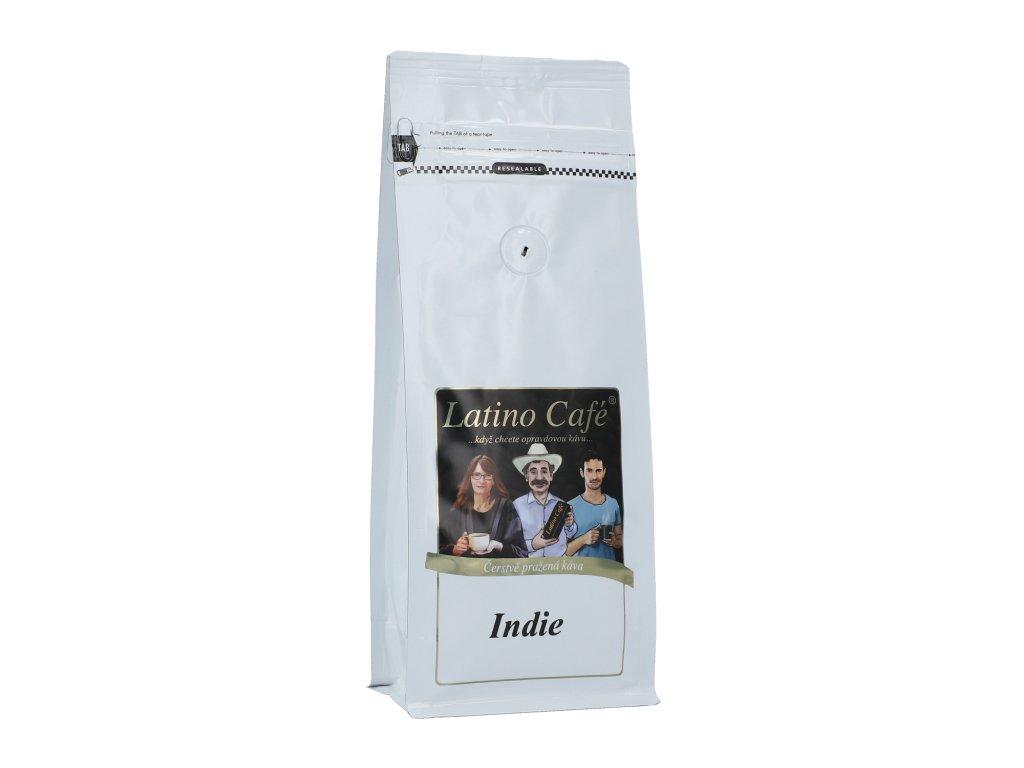 Zrnková káva - Indie
