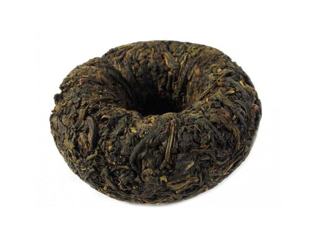 Puerh Tea Tuocha Black - černý lisovaný čaj