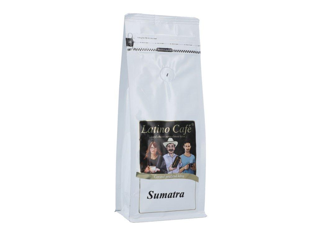 Zrnková káva - Sumatra
