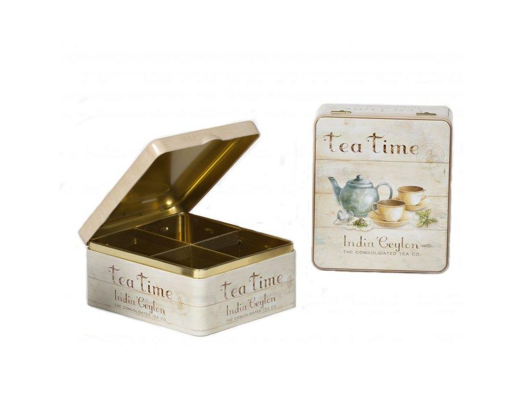 Čajová kazeta TEA TIME 4