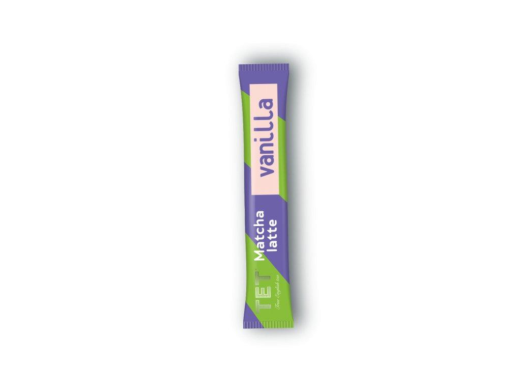 Matcha Latte Vanilka - 1 porce - zelený čaj