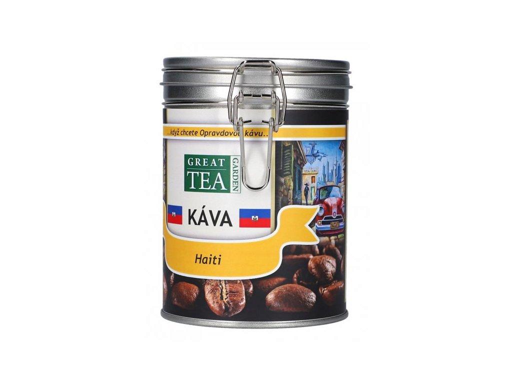 Káva arabica v dóze - Haiti