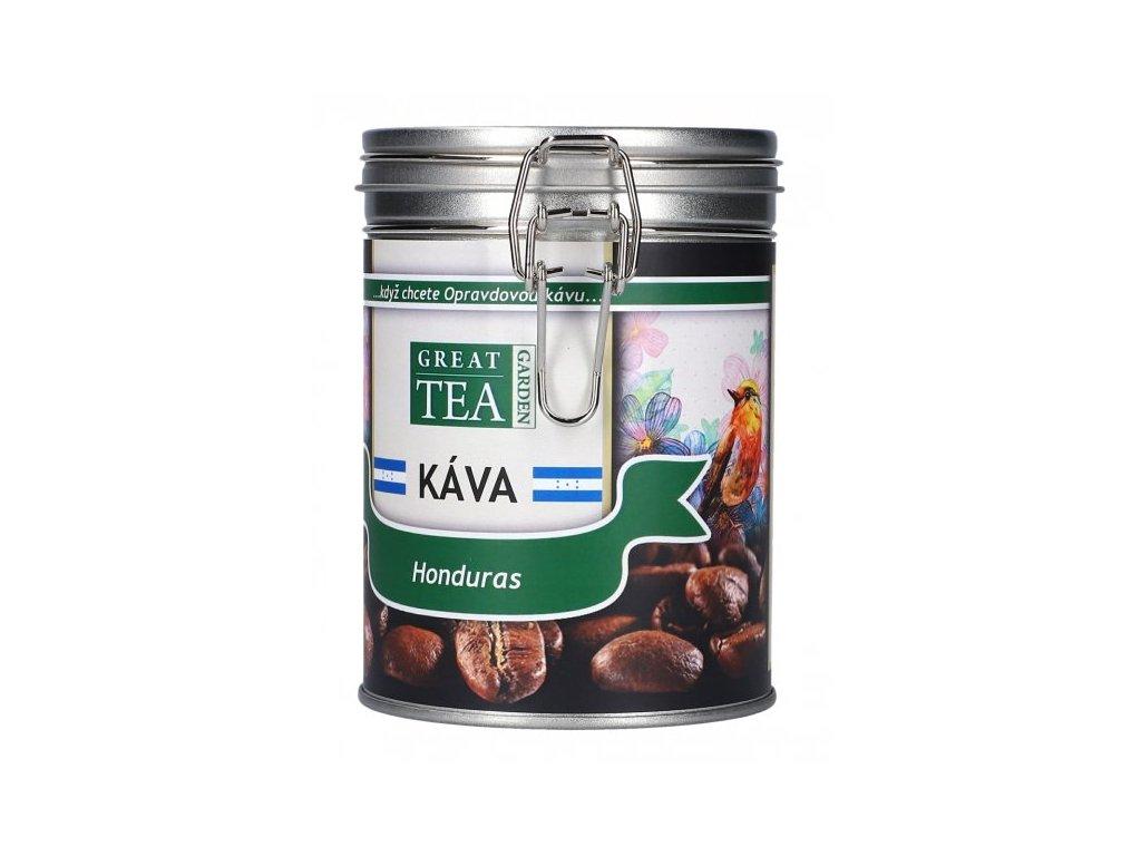 Káva arabica v dóze - Honduras