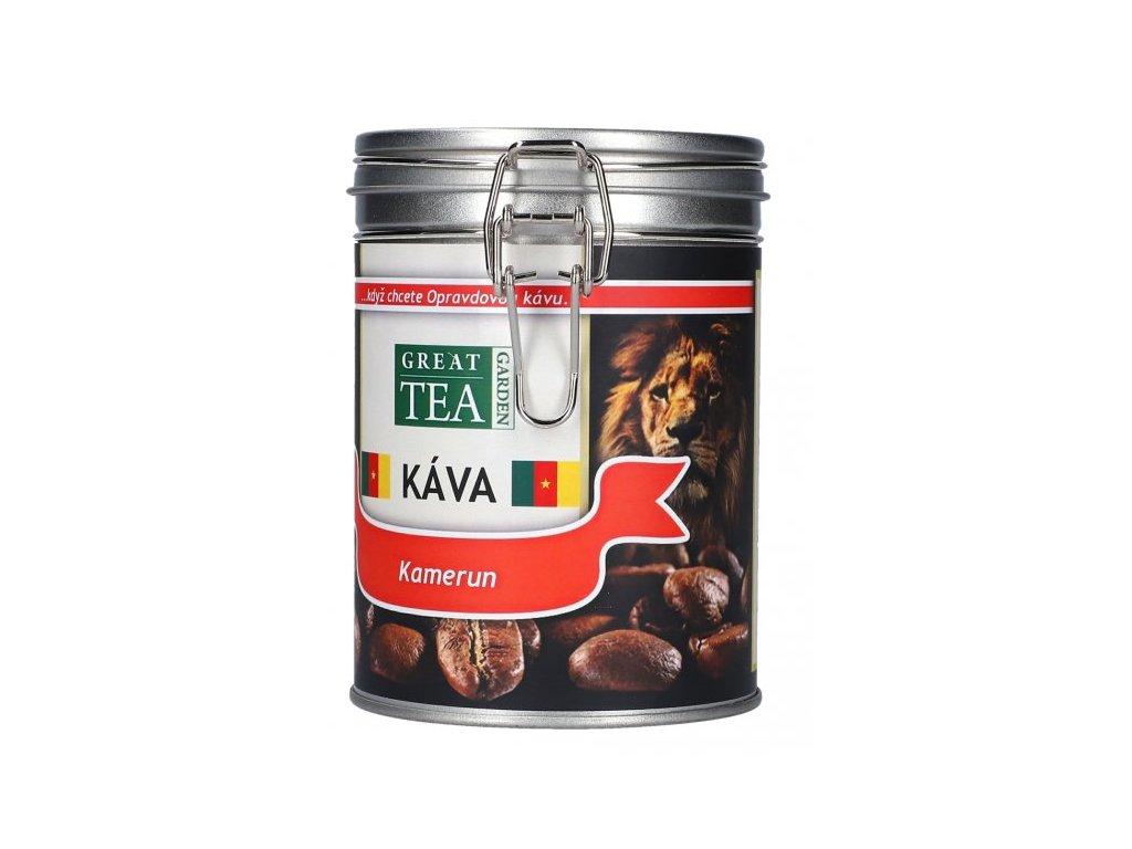 Káva arabica v dóze - Kamerun