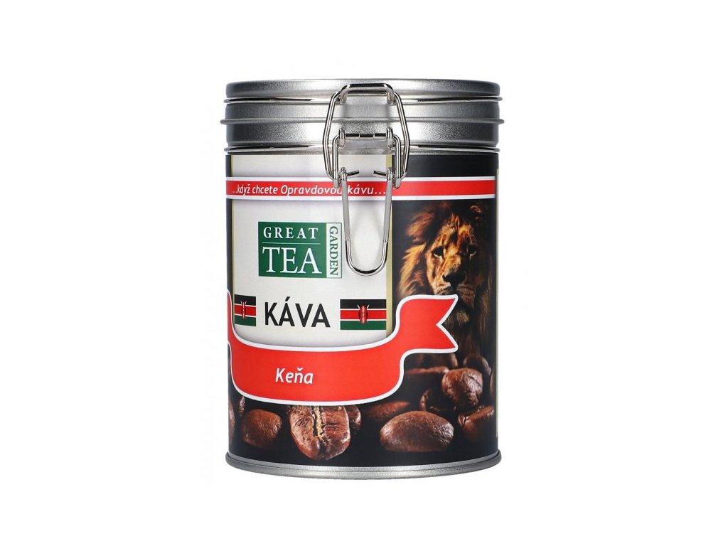 Káva arabica v dóze - Keňa
