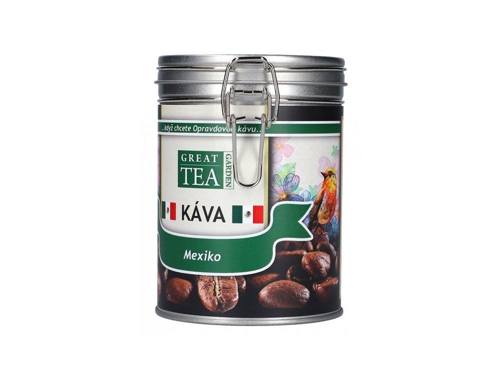 Káva arabica v dóze - Mexiko