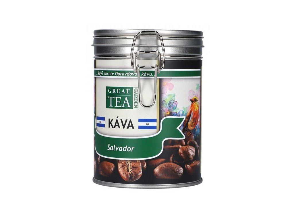 Káva arabica v dóze - Salvador