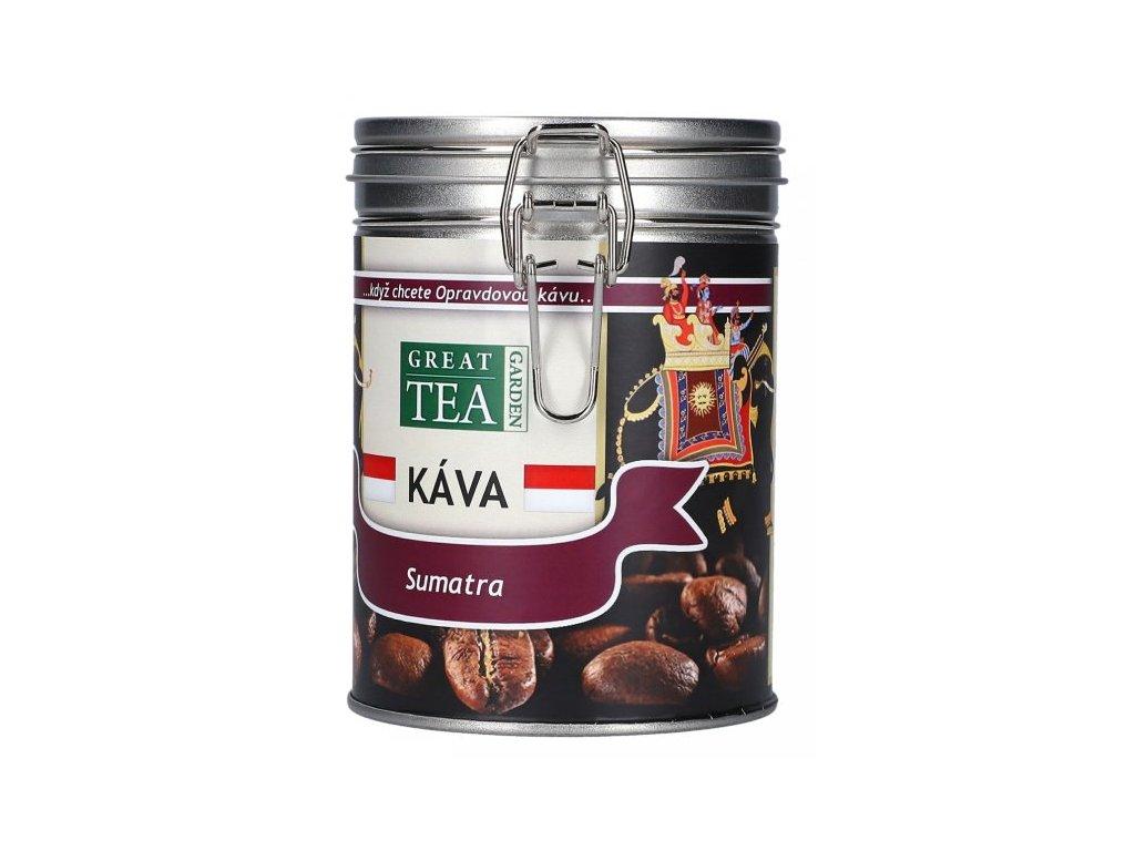 Káva arabica v dóze - Sumatra