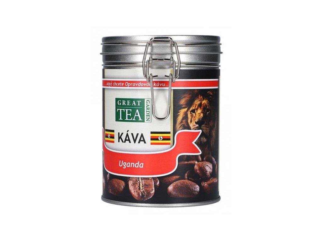 Káva arabica v dóze - Uganda
