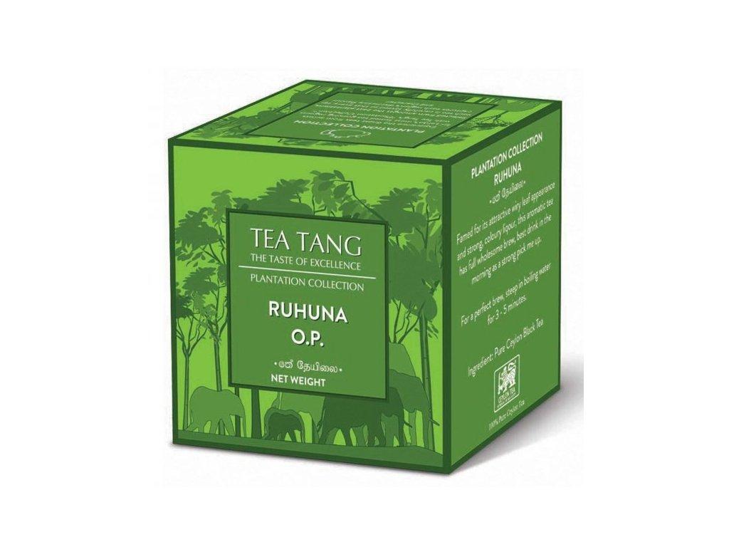 Sypaný cejlonský čaj - Ruhuna OP