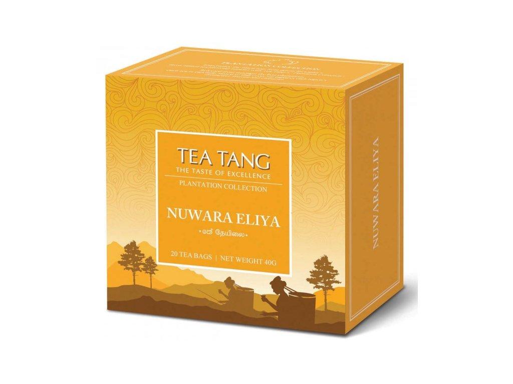 Černý sáčkový čaj Tea Tang - Nuwara Eliya