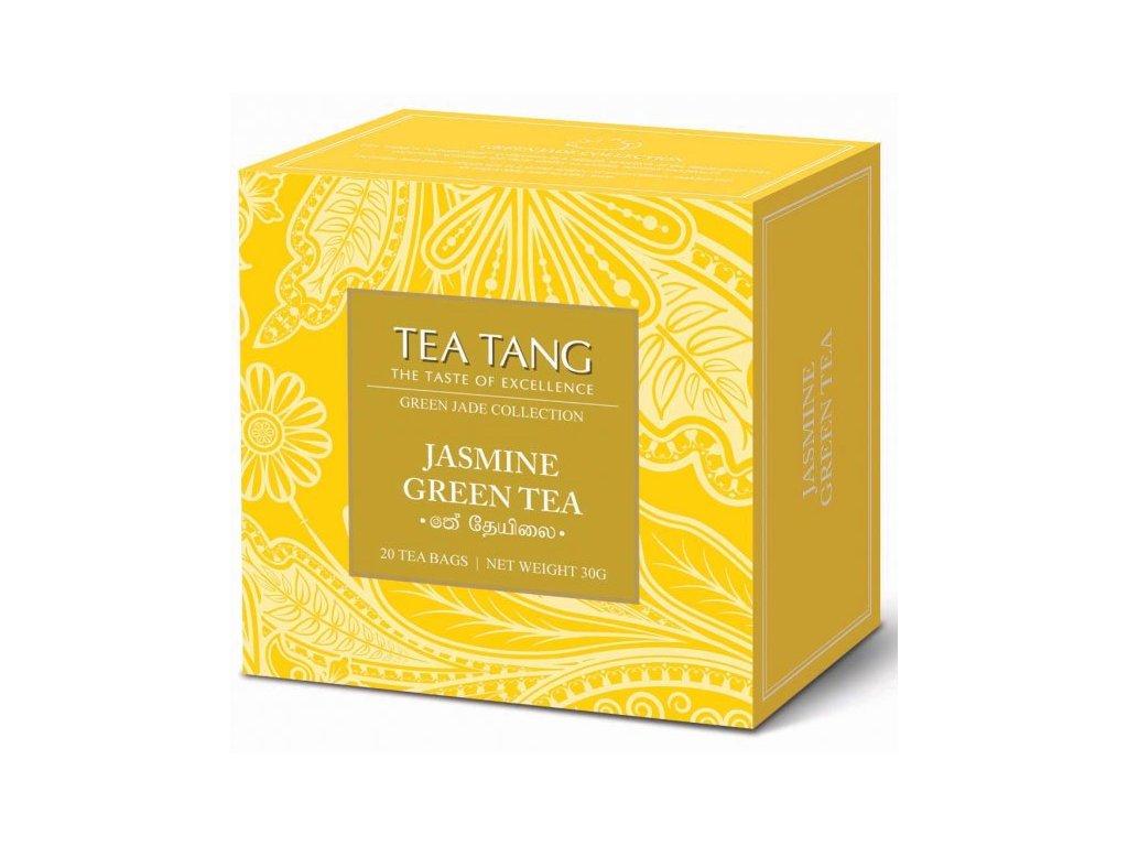 Zelený sáčkový čaj Tea Tang - Jasmín