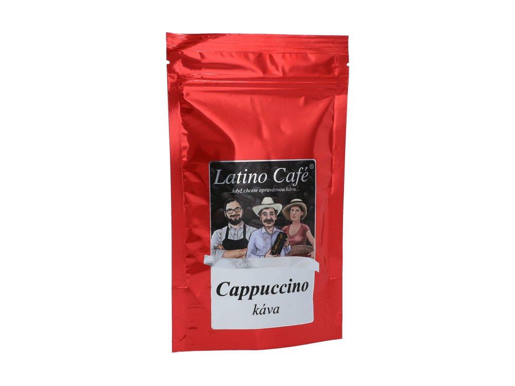 Aromatizovaná káva Cappuccino