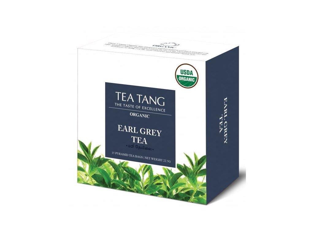 Černý sáčkový čaj Tea Tang - Earl Grey
