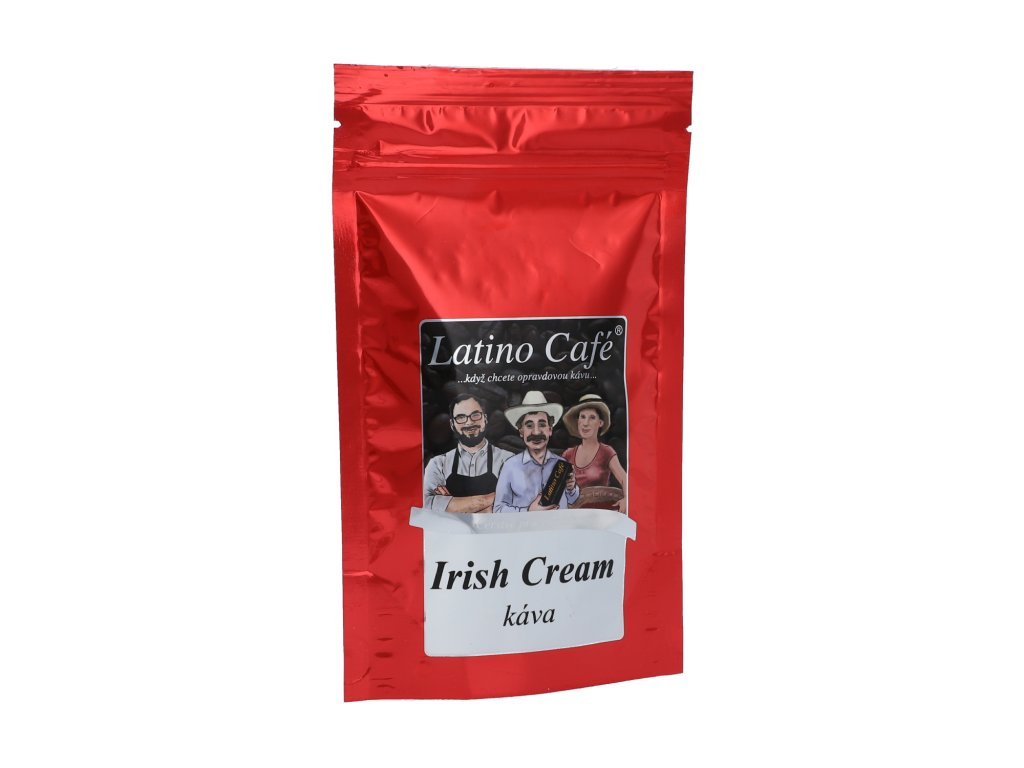 Aromatizovaná káva Irish Cream