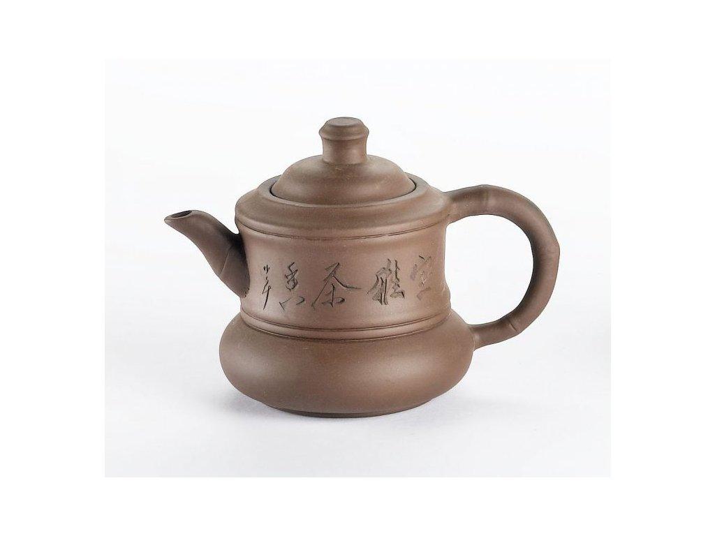 Čajová konvice Cubic - Yixing