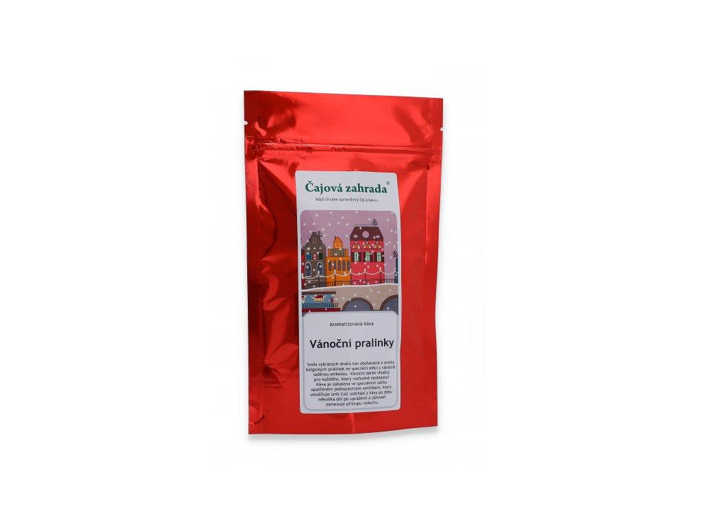 Vánoční aromatizovaná káva - Pralinky