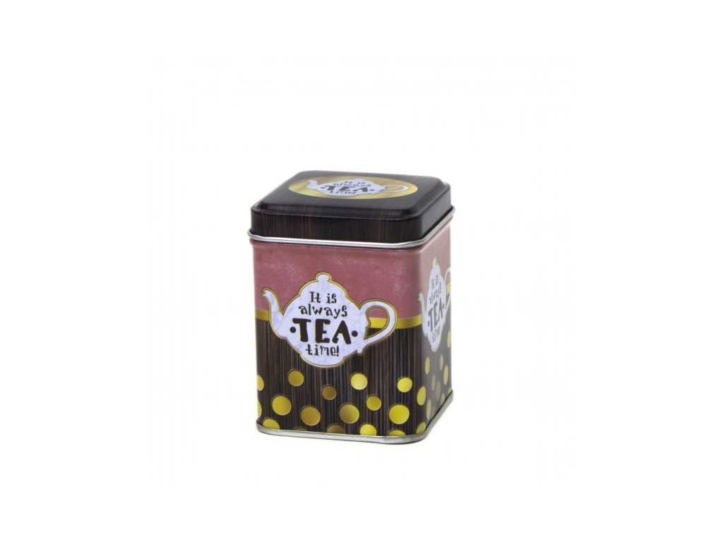 Dóza na čaj Always Tea 50g