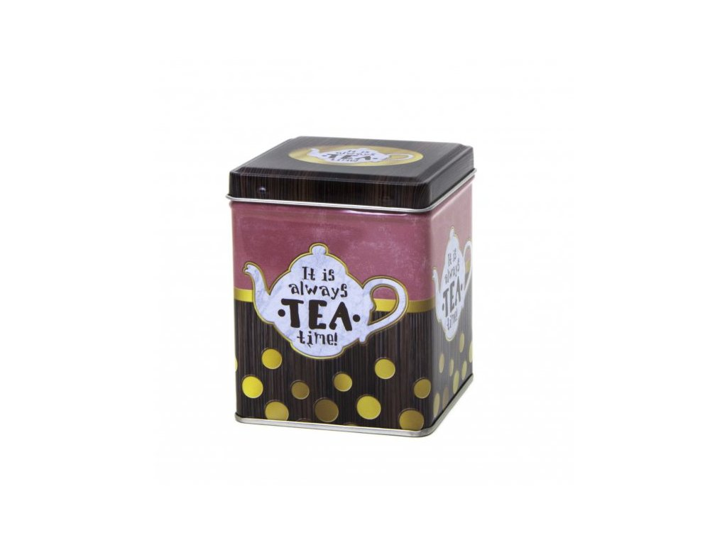 Dóza na čaj Always Tea 100g