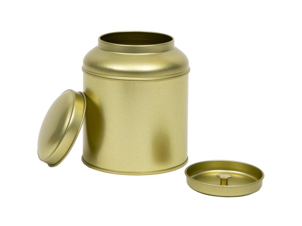 Dóza na čaj Gold