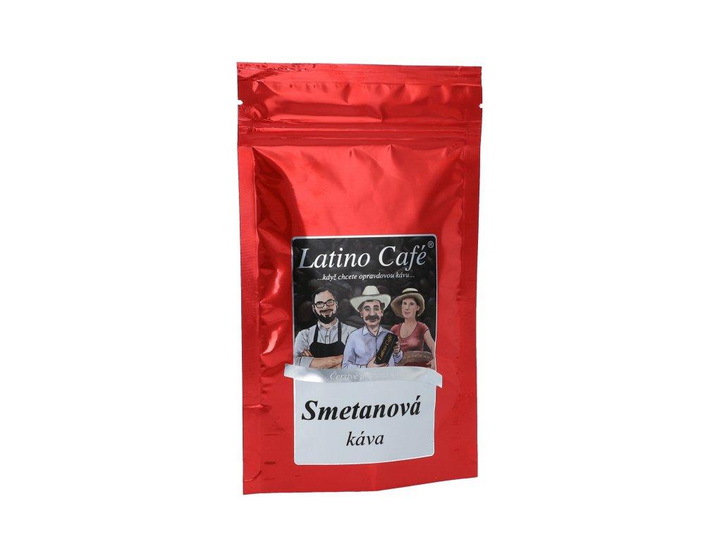 Aromatizovaná Smetanová káva