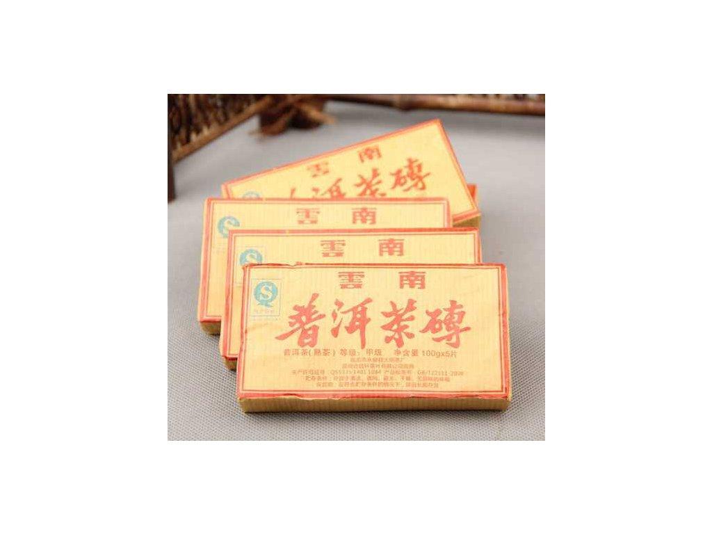 Puerh Tea Cihla 100g original