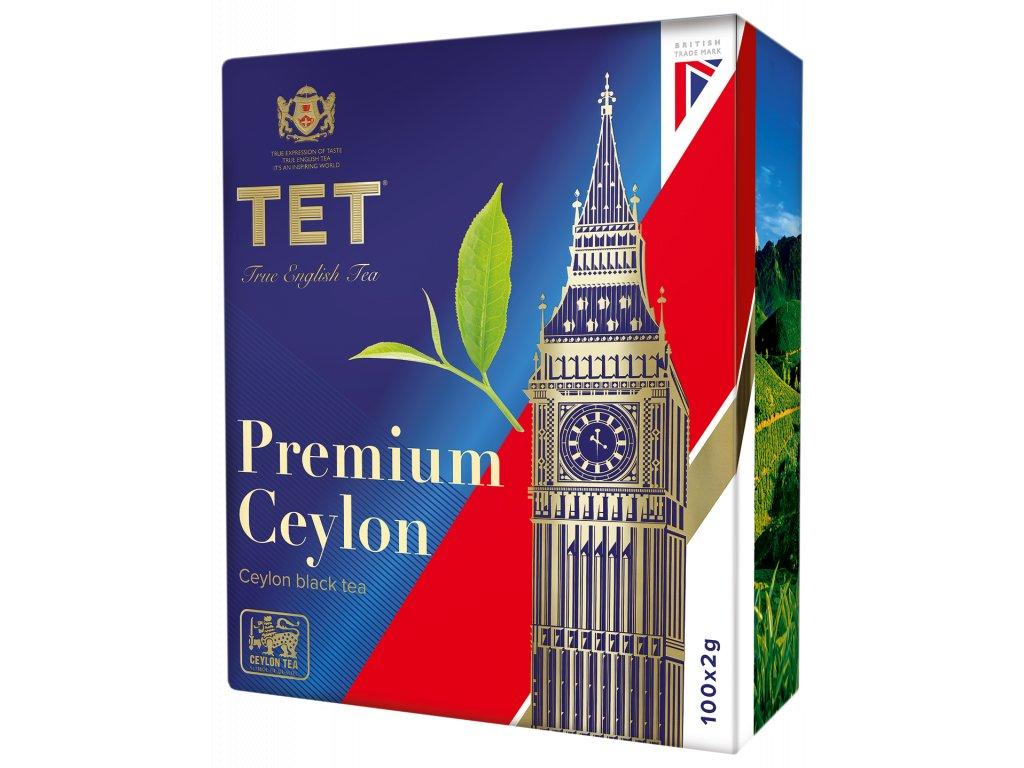 Premium Ceylon 100x2 TET