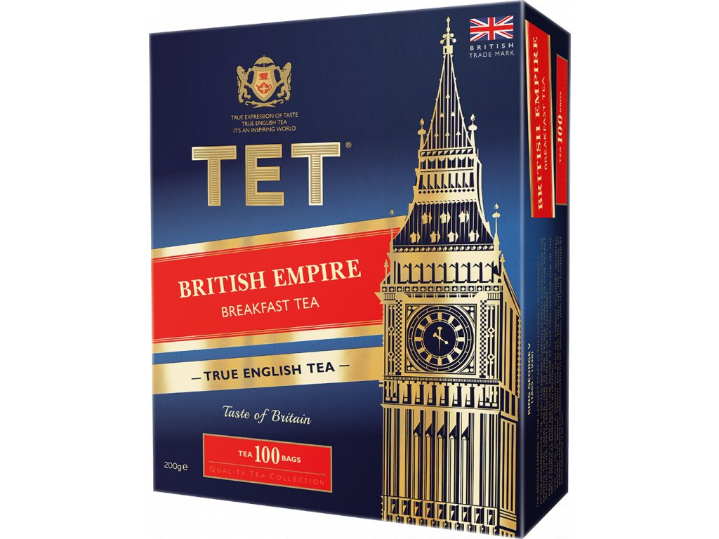 British Empire 100x2