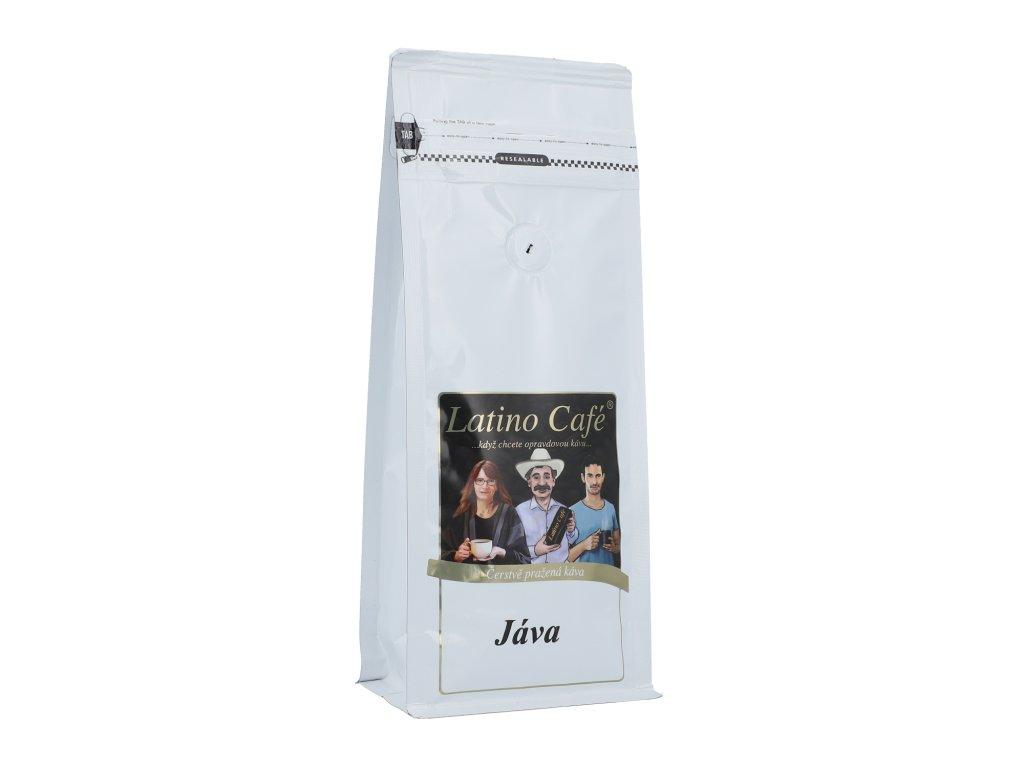 Zrnková káva - Jáva