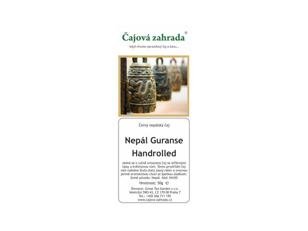 Nepál Guranse Handrolled