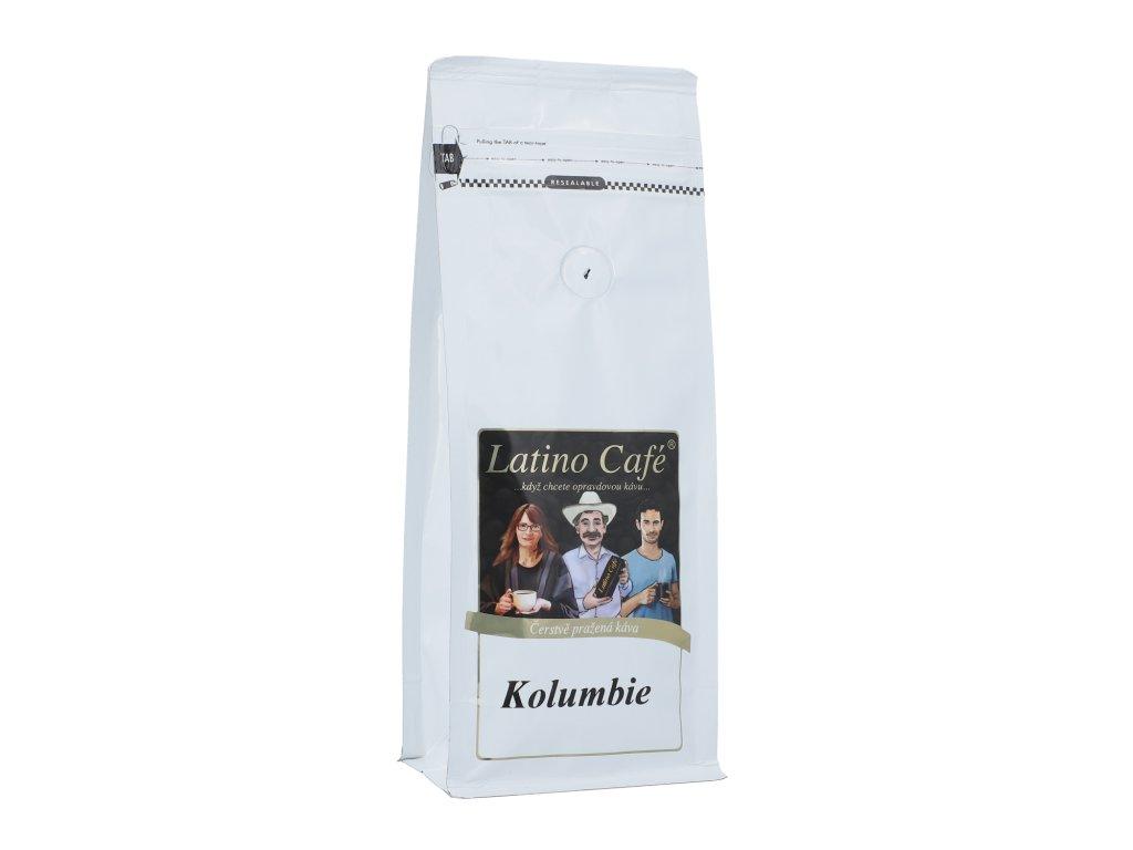 Zrnková káva - Kolumbie