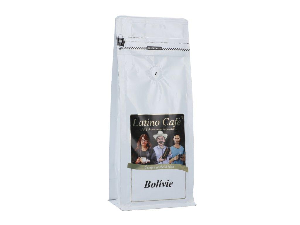 Zrnková káva - Bolívie