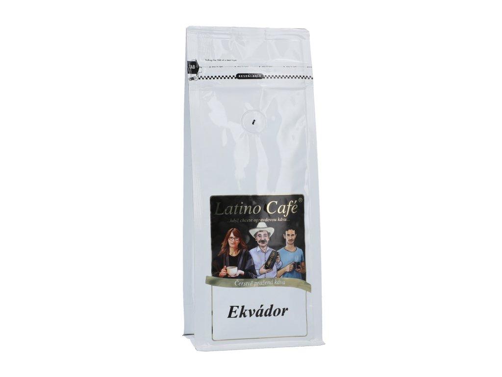Zrnková káva - Ekvádor
