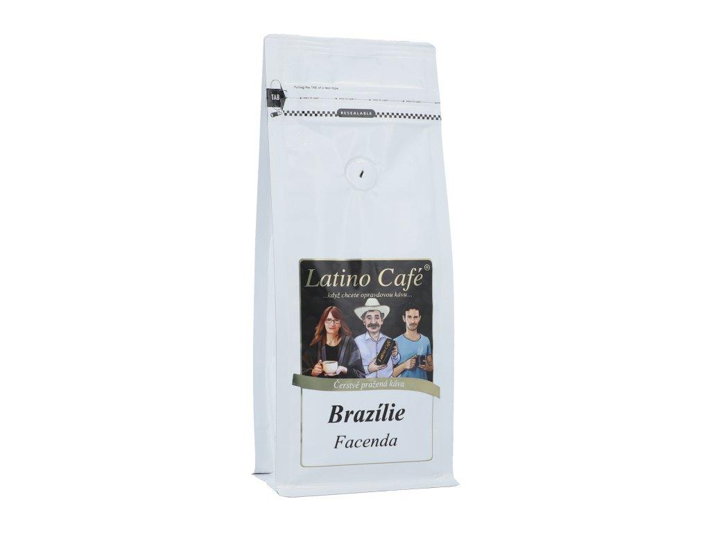 Zrnková káva - Brazílie Facenda