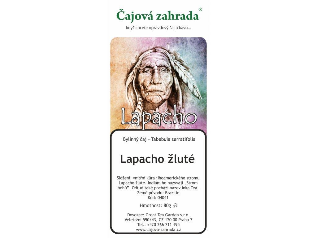 Sypaný čaj Lapacho