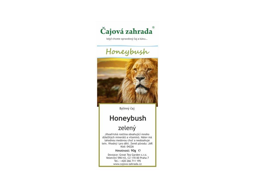 Honeybush zelený sypaný čaj