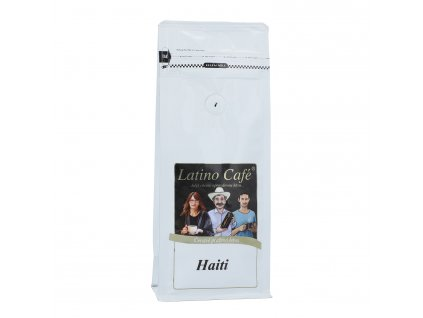 Zrnková káva - Haiti