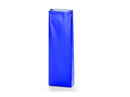 Třívrstvý modrý sáček_Čajová zahrada