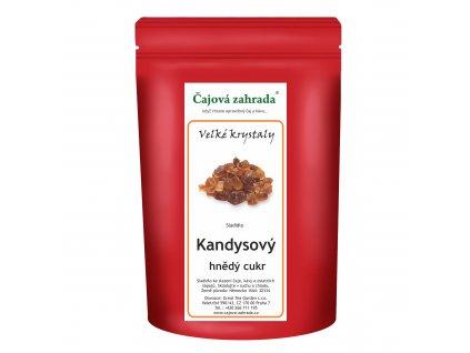 Kandys hnědý velké krystaly