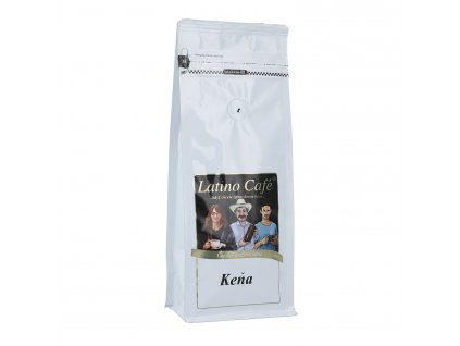 Zrnková káva - Keňa