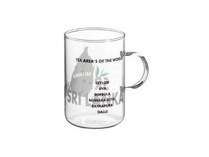 Čajová sklenička Tea Area