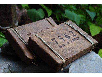 Puerh Tea Cihla 250g - černý lisovaný čaj