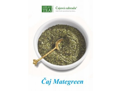 Plakát Čaj maté