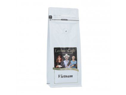 Zrnková káva - Vietnam