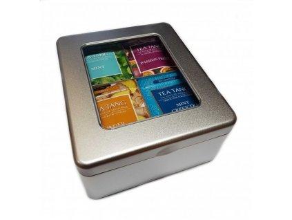 Čajová kazeta Tea Tang Silver 4