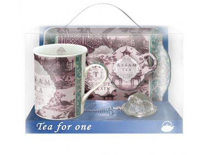 Čajová souprava pro jednoho Assam Tea